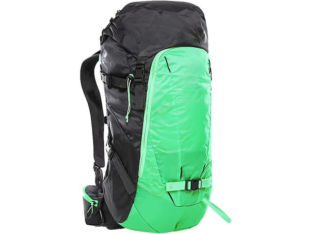 The North Face Forecaster 35 Selkäreppu, chlorophyll green/weathered black